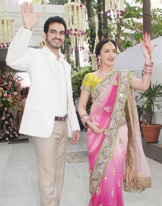 Esha Deol is engaged