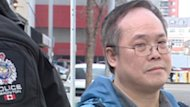 Edmonton police arrest Simon Shum on prostitution-related charges shortly before a hearing into a proposed massage parlour.
