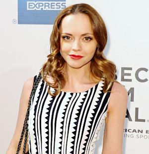 Christina Ricci Has Wedding Dress, Venue and Caterer Picked Out