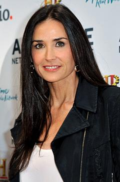 Demi Moore Seeking Treatment at Rehab Facility: Source