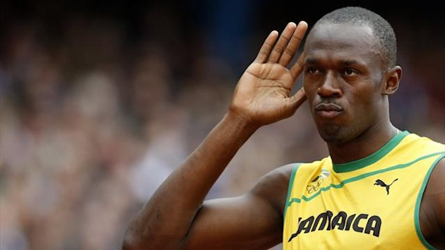 London 2012 Usain Bolt
