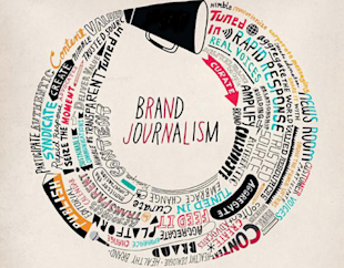 How A Brand Journalist Can Help Perfect Your Brand's Content Marketing Strategy image brand journalism graphic