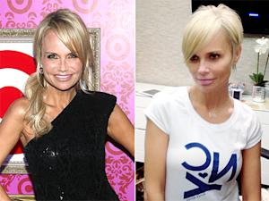 "Kristin Chenoweth Reveals New Pixie Cut, Hairstylist Says She's ""in Love"" With the Look"