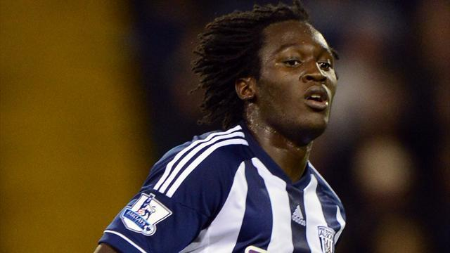Premier League - Lukaku hopes to extend West Brom stay