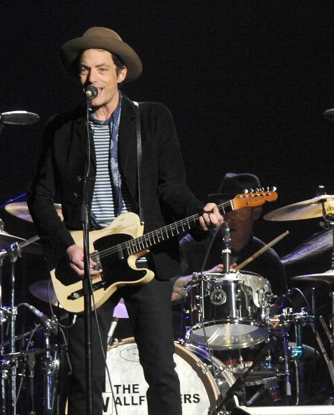Jakob Dylan of The Wallflowers