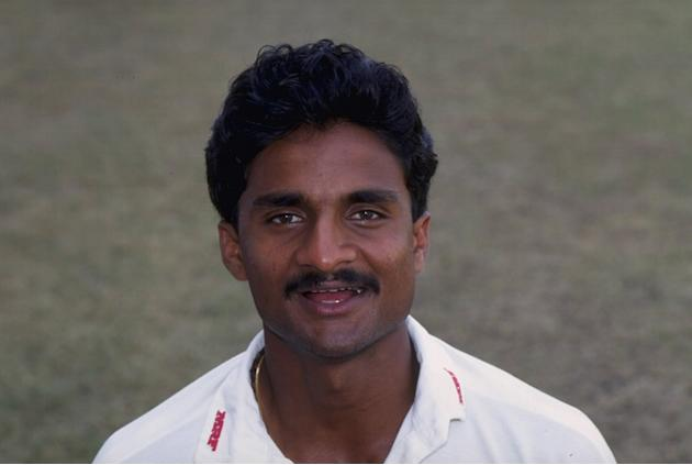 JAVAGAL SRINATH PORTRAIT