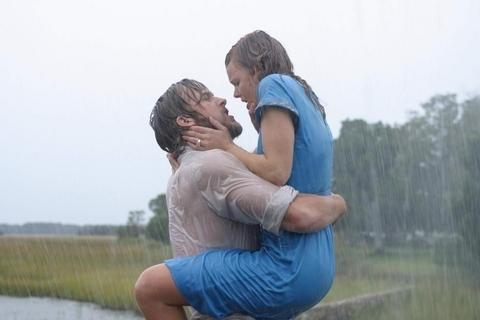 Noah to Allie – The Notebook
