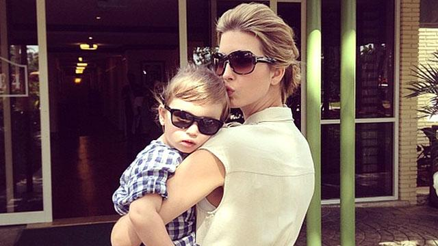 Ivanka Trump Pregnant With Second Child