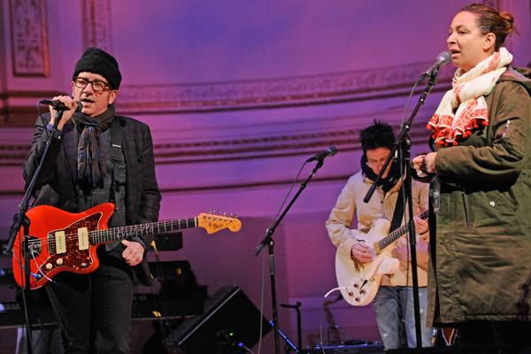 Elvis Costello, the Roots, Chris Rock Lead Carnegie Hall Prince Tribute