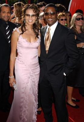 Blair Underwood 56th Annual Emmy Awards - 9/19/2004