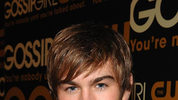 Chace Crawford at the Gossip Girl Premiere party in New York City - 09/18/2007