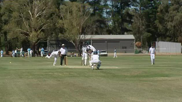 Finals time approaches  at junior cricket titles