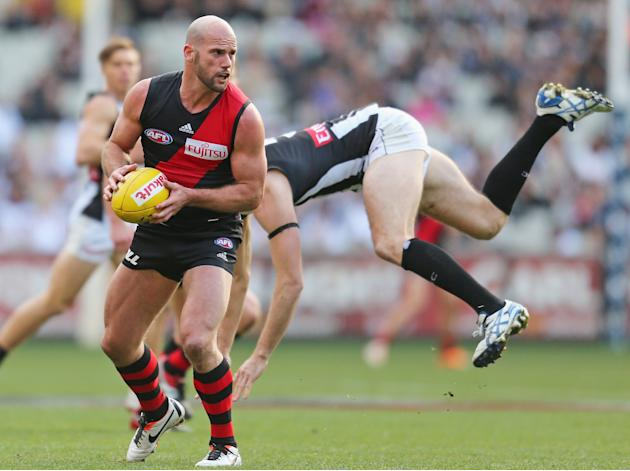 AFL Rd 17 - Essendon v Collingwood