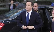 Cameron To Insist On Austerity In EU Budget