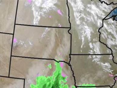 Big Snowstorm to Hit Midwest
