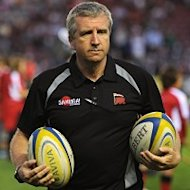 London Welsh head coach Lyn Jones is encouraged by the promising signs shown by his team
