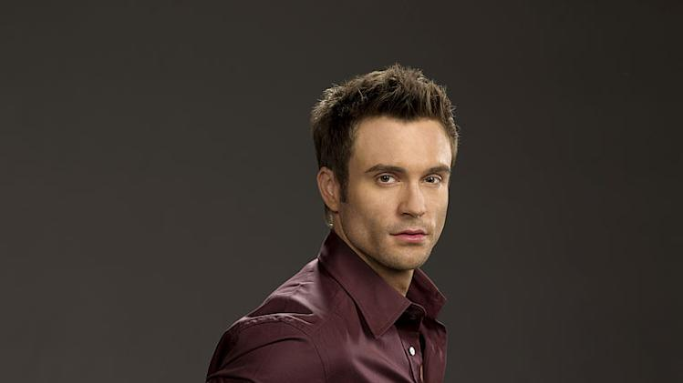 "Daniel Goddard stars as Cane Ashby on ""The Young and the Restless."""