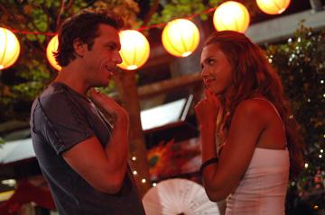 Dane Cook and Jessica Alba in Lionsgate Films' Good Luck Chuck