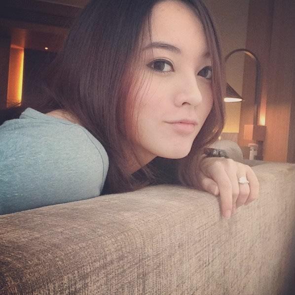 【泰國星正妹】Jomkwan Leelaphongprasut/廣告美女混血兒
