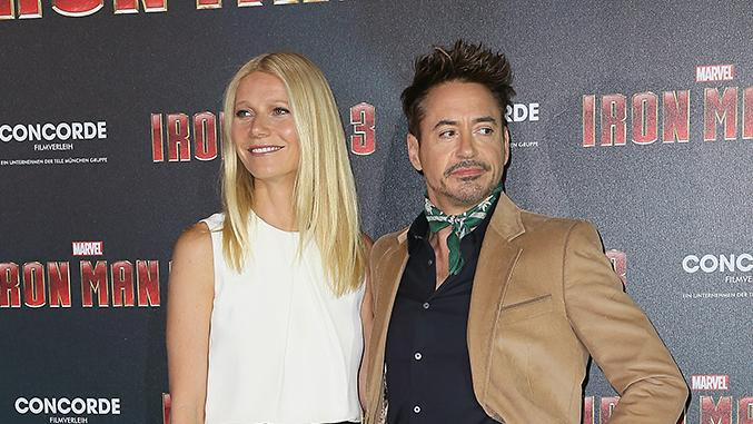 'Iron Man 3' Photocall