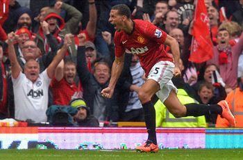 Rio Ferdinand signs new one-year Manchester United contract