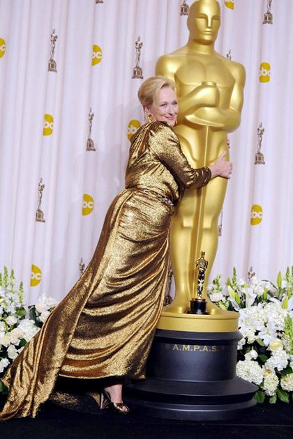 Oscars candid moments