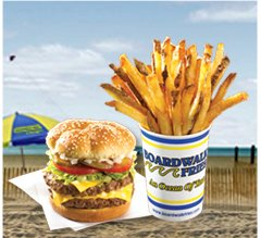 Boardwalk Fresh Burgers & Fries on the Beach - Boardwalk Fresh Burgers & Fries Franchise - Franchise Help