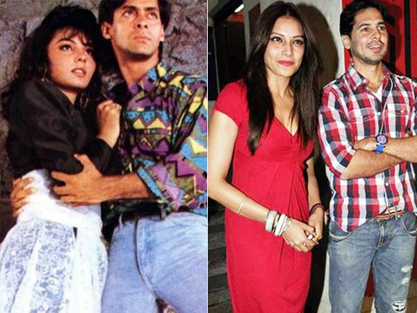 Forgotten couples of Bollywood