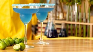 Blue Magic Margarita