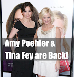Amy Poehler and Tina Fey As Sisters? OBVIOUSLY!