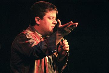 Patton Oswalt in Vitagraph Films' The Comedians of Comedy