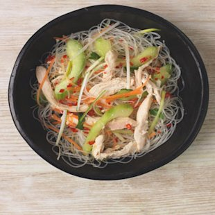 Leftover Chicken Salad by Gok Wan: Recipes