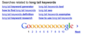 Why You Must Focus on Long Tail Keywords image Searches Related To