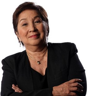 Winnie Monsod (Photo courtesy of GMA Network)