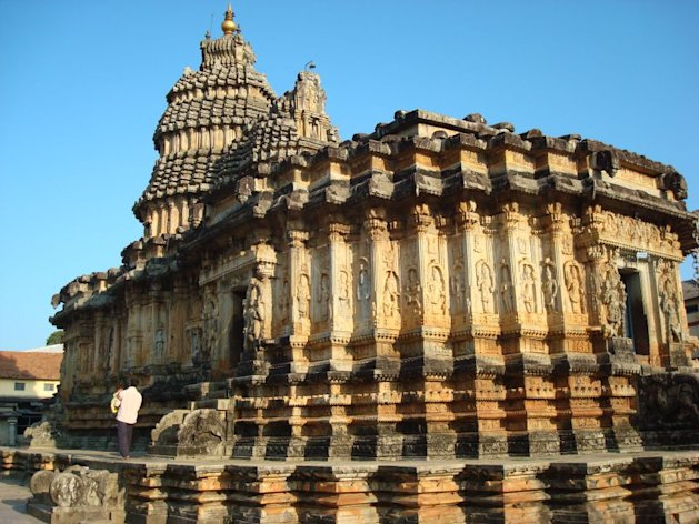 The Sarada Temple, Sringeri