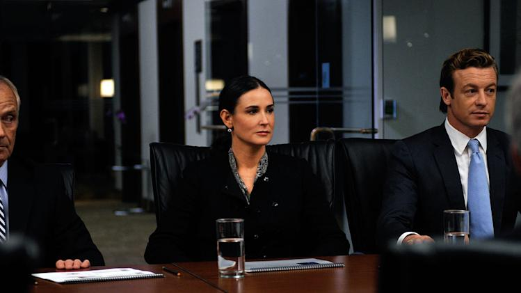Margin Call 2011 Roadside Attractions Demi Moore Simon Baker