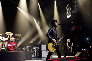 SXSW 2013: Green Day Blast Back With a Supercharged Billie Joe Armstrong