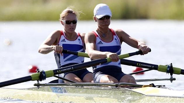 Rowing - Tanner not resting on London 2012 laurels