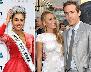 Olivia Culpo Wins Miss Universe, Blake Lively and Ryan Reynolds Share Wedding Photos: Top 5 Stories of Today