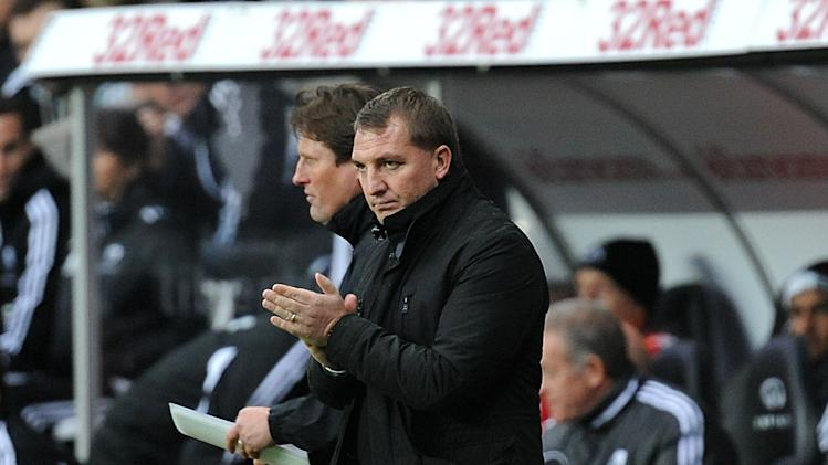 Brendan Rodgers was pleased at Liverpool's continuing unbeaten run