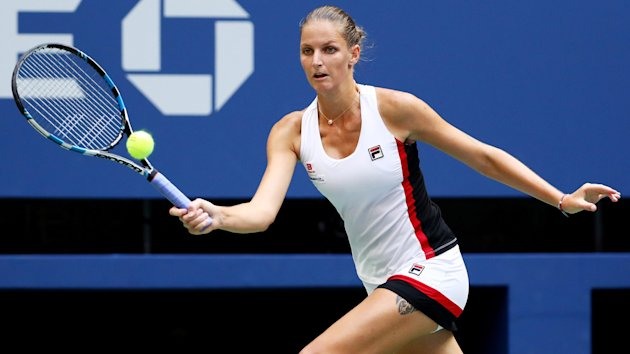After pushing Angelique Kerber in the US Open final, Karolina Pliskova rued her inexperience.