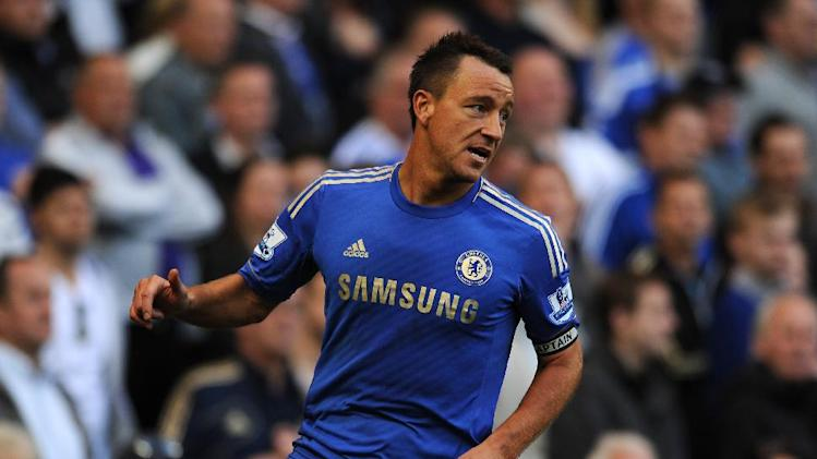 John Terry will be asked to wear an anti-racism armband if he captains Chelsea against Shakhtar Donetsk