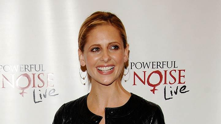 Sarah Michelle Gellar Powerful Noise
