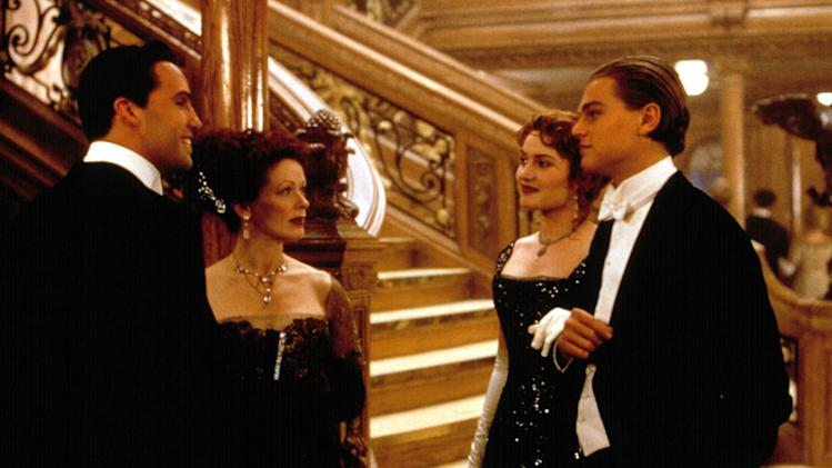 Titanic 1997 20th Century Fox Billy Zane Frances Fisher Kate Winsley Leonardo DiCaprio
