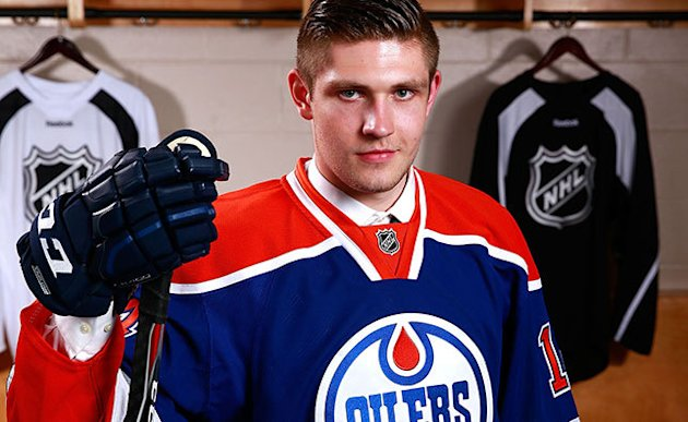 Leon Drasaitl is poised to play his 10th game with Edmonton on Wednesday against Nashville. (Oilers)