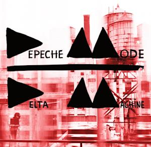 "This CD cover image released by Columbia shows ""Delta Machine,"" by Depeche Mode. (AP Photo/Columbia)"