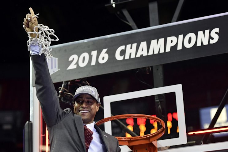 Fresno State received the Mountain West's lone NCAA bid last year after winning the conference tournament. (AP)
