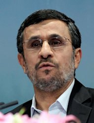 Iranian President Mahmoud Ahmadinejad says Tehran will not back down on its nuclear programme despite economic problems caused by Western sanctions.