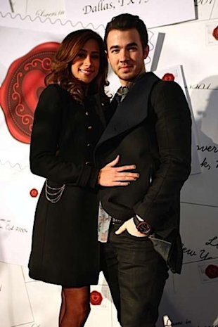 Babble Exclusive: Kevin and Danielle Jonas Talk Diapers, the Paparazzi, and More!