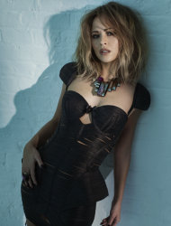 Kimberley Walsh sexes up her style for Cosmopolitan shoot